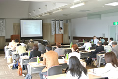2012年度 同時改定を踏まえた開業準備 セミナー会場