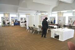 2012年度 同時改定を踏まえた開業準備 企業ブース